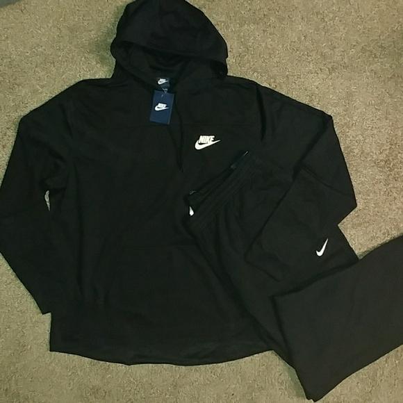 00f7f39271e Nike Shirts | Mens Sweatsuit Outfit Pants And Hoodie | Poshmark